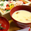 白味噌(西京味噌)の京都、お雑煮レシピ