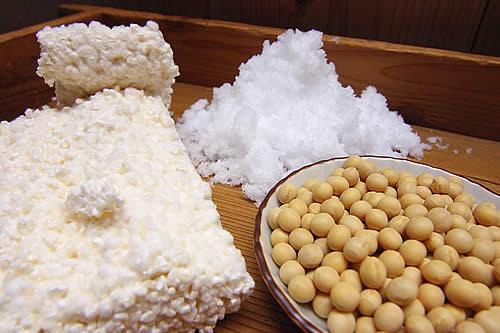 白味噌の国産原料