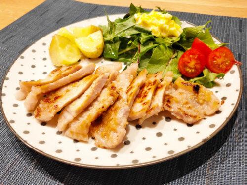 豚肉の西京漬けレシピ