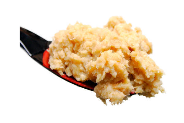 白荒味噌、西京漬け専用の白味噌、好みで味醂、酒などで調味する本格派の味噌床